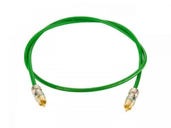 Коаксиальные кабели RCA Black Rhodium RONDO digital 1m