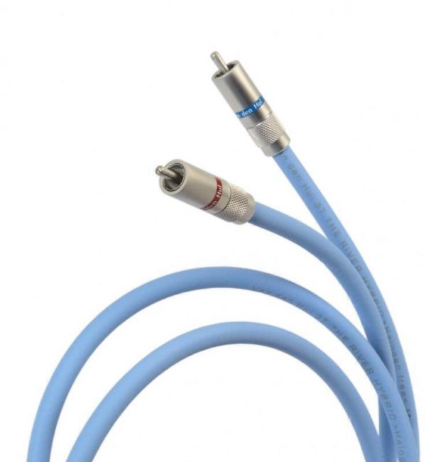 Коаксиальные кабели RCA Van den Hul 3T The River Hybrid 0.8m