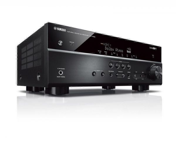 5.1 ресиверы Yamaha RX-V385 black