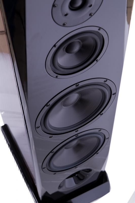 Напольная акустика Radiotehnika Giant Milano FS-100N Fin  mahagony