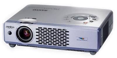 LCD проекторы Sanyo PLC-XU48 silver