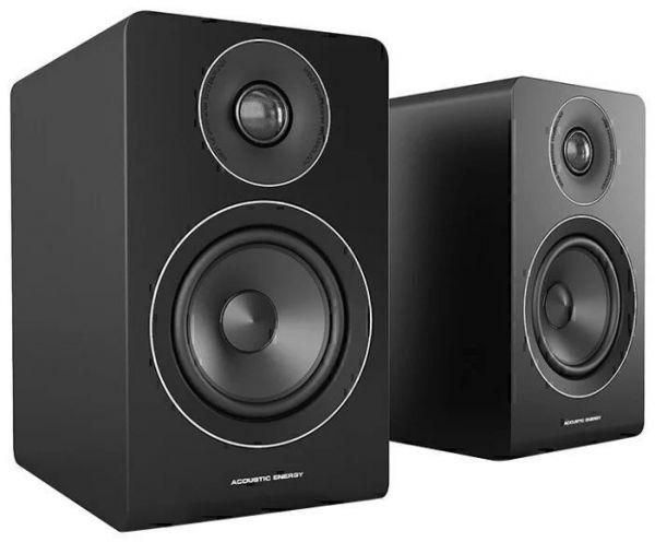 Полочная акустика Acoustic Energy AE100 satin black (Витринный образец)
