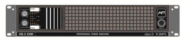 Усилители мощности AF HD2.1250 black