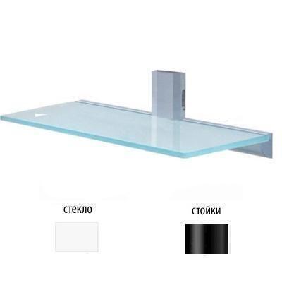 Крепления для аудио/видео аппаратуры Antall INSTALL-10 прозрачное стекло-черный