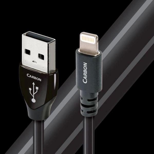 AudioQuest Carbon Lightning - USB-C, Компьютерный кабель