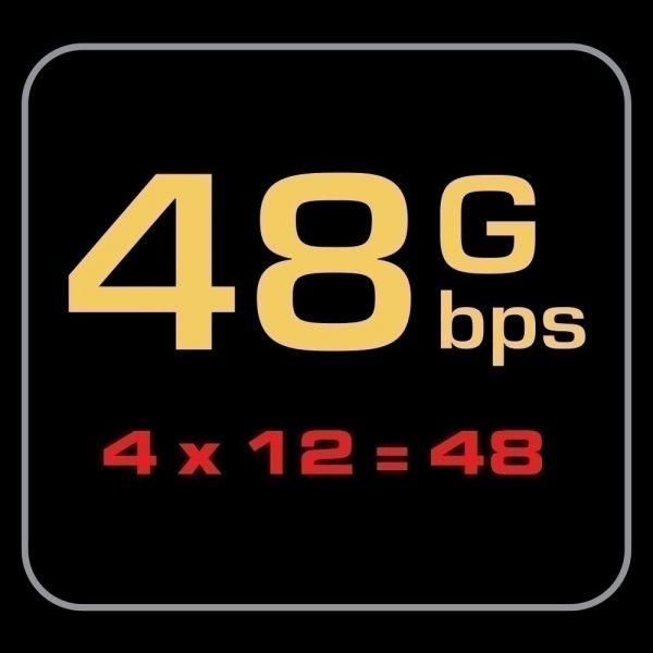 AudioQuest HDMI Pearl 48 PVC (0.6 м) HDMI кабель