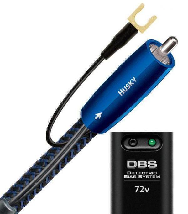 AudioQuest Husky, 2m Сабвуферный кабель RCA