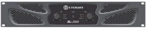 Усилители мощности Crown XLi 2500