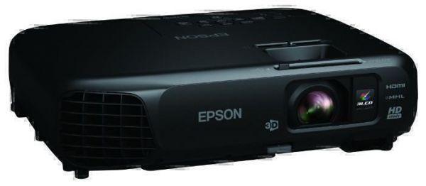 Epson EH-TW570 LCD проектор для домашнего кинотеатра