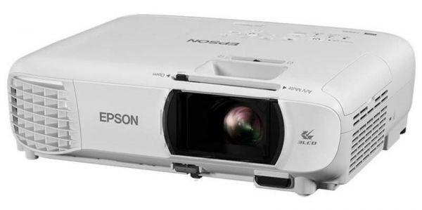 LCD проекторы Epson EH-TW610 white