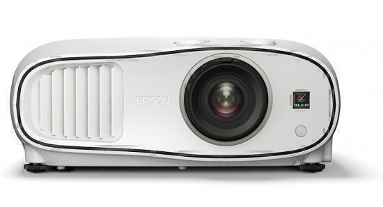 Epson EH-TW6700 white LCD проектор для домашнего кинотеатра