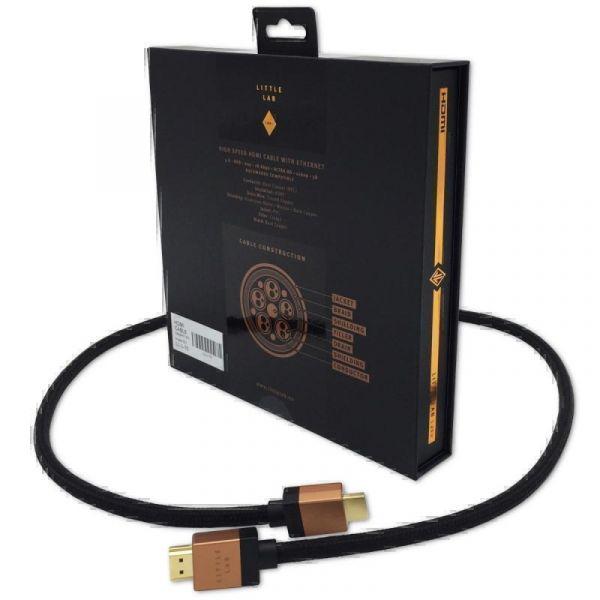 HDMI/HDMI кабели Little Lab HDMI Lake 1.0m