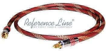 Оптические кабели Tos - Tos FirstCable 1K-OFR8-02 red