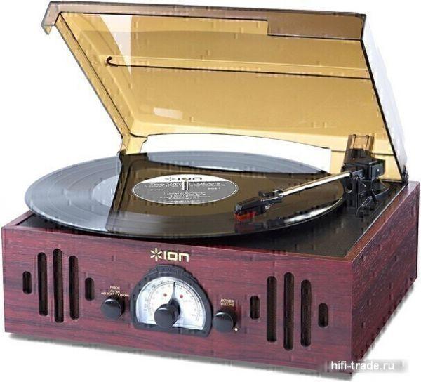 ION Audio Trio LP Виниловый проигрыватель
