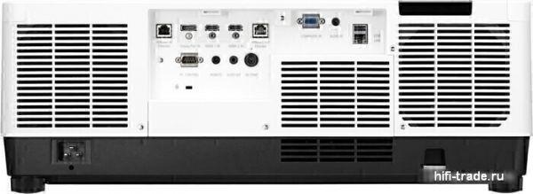 Проектор NEC PA804UL WH (белый)
