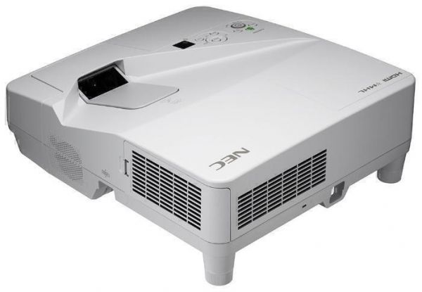 NEC NP-UM301XG-WK (incl. wall-mount - с крепежом NP04WK) Ультракороткофокусный LCD проектор