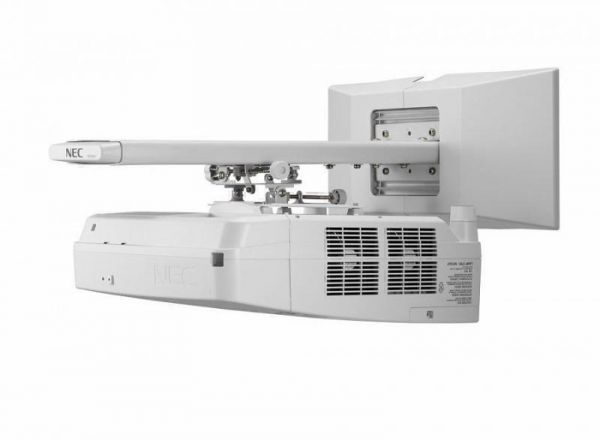NEC NP-UM351WG-WK (с крепежом NP04WK) Ультракороткофокусный LCD проектор
