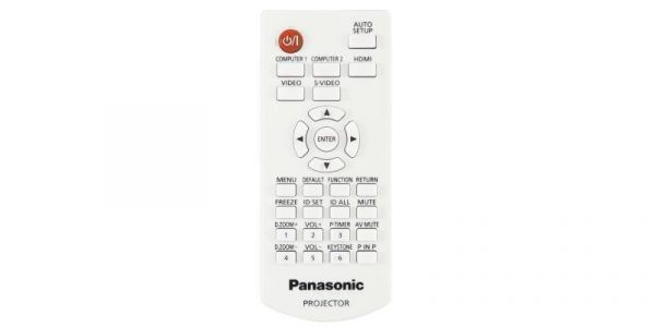 Panasonic PT-VW350E white Портативный LCD проектор