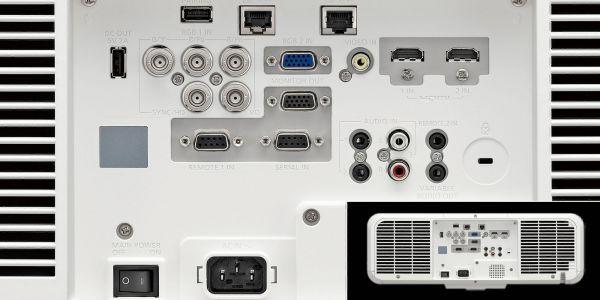 Инсталляционный проектор Panasonic PT-MZ670E