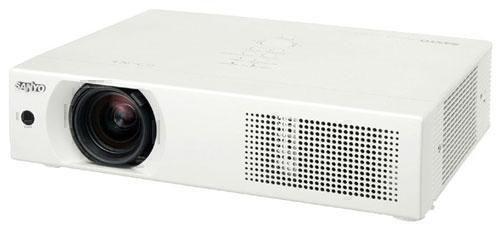 LCD проекторы Sanyo PLC-XU105 white