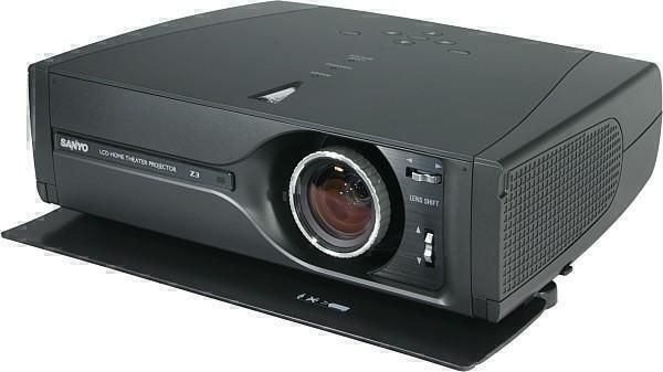 LCD проекторы Sanyo PLV-Z3 black