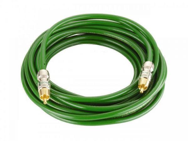 Коаксиальные кабели RCA Black Rhodium PRELUDE digital 0.5m