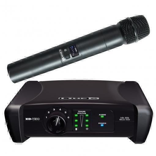 Микрофонные радиосистемы Line 6 RELAY XD-V30 black