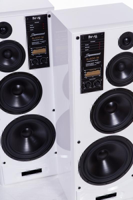 Напольная акустика Radiotehnika S-400 M white lacquer