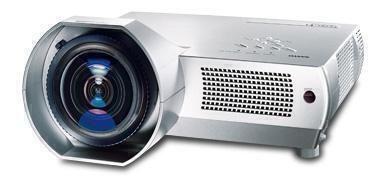 LCD проекторы Sanyo PLC-WXL46A white