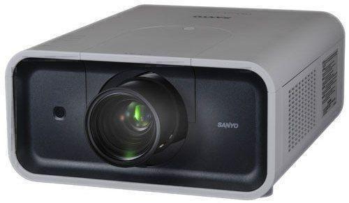 LCD проекторы Sanyo PLC-XP100L silver