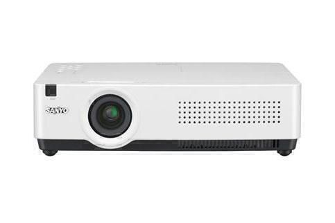 LCD проекторы Sanyo PLC-XU350 white