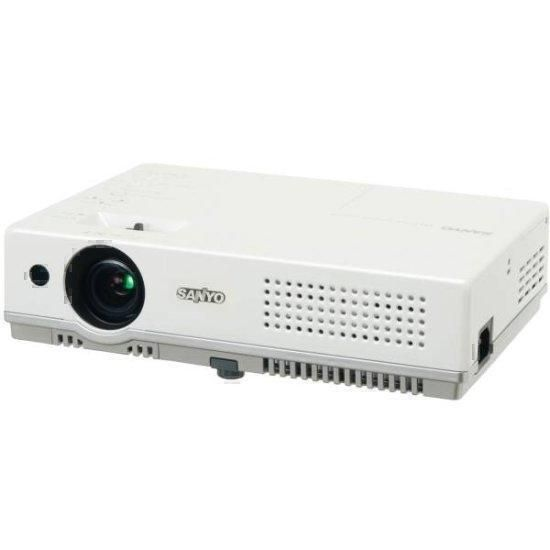 LCD проекторы Sanyo PLC-XW60 white