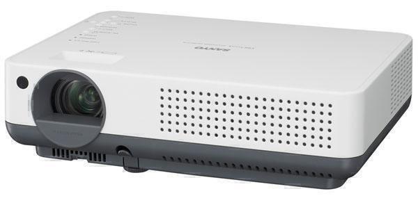 LCD проекторы Sanyo PLC-XW57 white