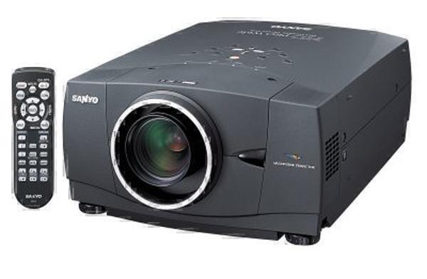 LCD проекторы Sanyo PLV-80 black