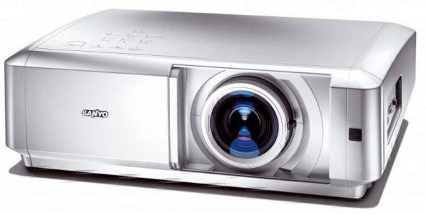 LCD проекторы Sanyo PLV-Z5 silver