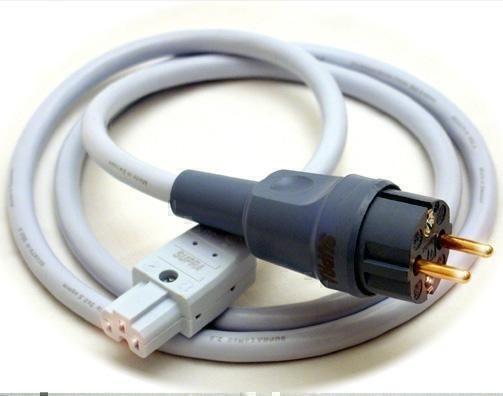 Силовые кабели Supra LoRad 1.5 CS-EU 1.5m