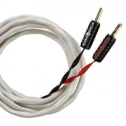 Готовые акустические кабели WireWorld Stream 7 Speaker Cable 2.0m Pair (BAN-BAN)