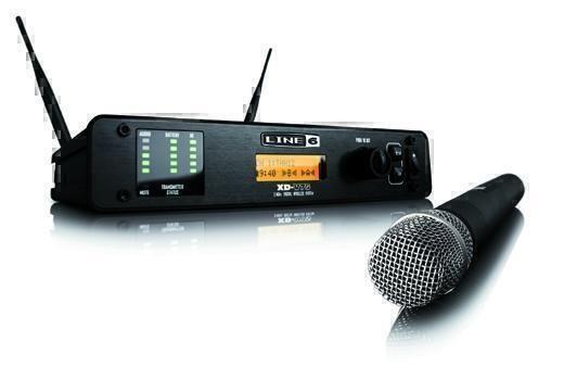 Микрофонные радиосистемы Line 6 XD-V75 black